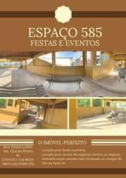 Título do anúncio: Linda casa para eventos e festas na vila da penha