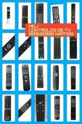 controles pra televisão