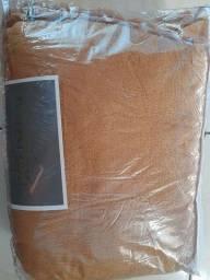 Título do anúncio: Manta e cobre leito 3 peças novos