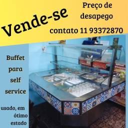 Título do anúncio: Buffet Self Service