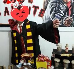 Vendo cosplay do Herry Potter