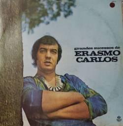 Disco Grandes Sucessos de Erasmo Carlos