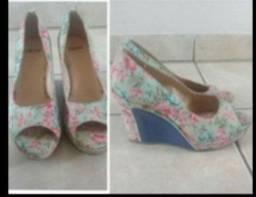 Título do anúncio: 2 Sapatos Femininos N.36 por 50,00