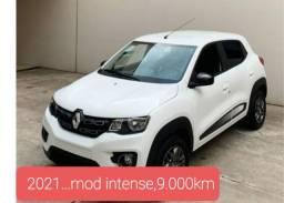 Renault kiwid intense 2021 novinho