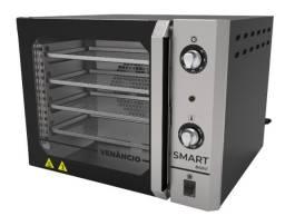 Forno Turbo de Convecção Smart Venâncio 55 Litros para Conveniência