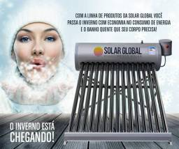 Aquecedor solar 20 tubos