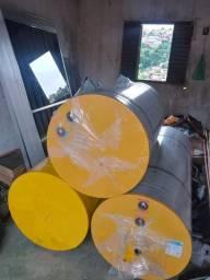 Kit aquecedor solar 400 e 600 litros a pronta entrega