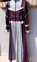 Título do anúncio: Vestido de prenda