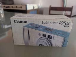 Câmera Canon shure shot 105u