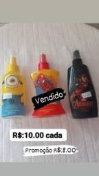 Perfume infantil