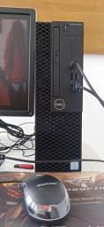Computador Dell i7 8700 16gb de ram HD de 1tb Top de Linha!!! Preço Negociável!