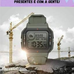 Relógio Smartwatch Amazfit Neo Verde Novo Lacrado