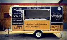 Food Trailer - Pode ser seu com baixo investimento inicial, Alugue!