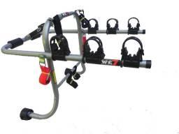 Suporte P/ 3 Bicicletas-porta Mala Transbike + Brinde