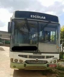 Onibus Escolar Mercedes Benz - 2005 - OF 1722 - 2005