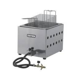 Fritadeira 3,5 Litros Gás Alta Pressão Croydon - Pagamento na Entrega e Frete Grátis