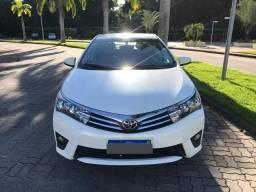 Toyota Corolla 2017 GLI Upper 1.8 Automático Flex Completo - 2017