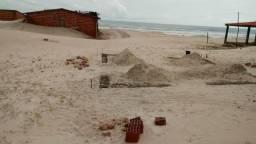 Troco terreno de praia por carro!