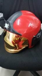 Capacete bombeiro Drager HPS 7000