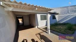 Casa com 2 dormitórios para alugar por r$ 700/mês - conjunto vivi xavier - londrina/pr