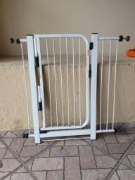 Mini portão para pet