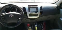 Hilux 2009/09 srv diesel automática - 2009