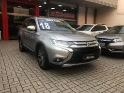 Outlander 2.2 Diesel 17/18 Prata - 2018