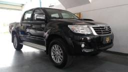 Hilux CD Srv 3.0 Aut. otimo estado - 2014