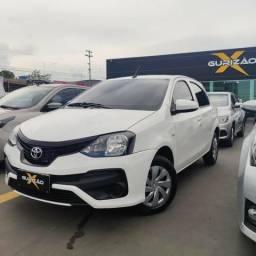 Etios Hatch X 1.3 Completo - 2019
