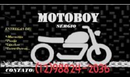 Motoboy Zona Norte Sjc