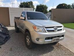 Hilux cabine simples - 2006