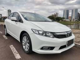 Civic lxr automatico 2.0 - 2014