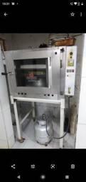 Vendo forno pra padaria 5 esteiras