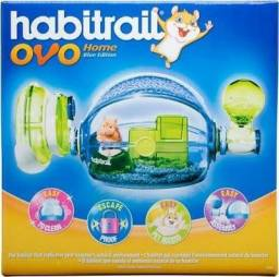 Gaiola Para Hamster ou Roedores - Habitrail Ovo Home Edition