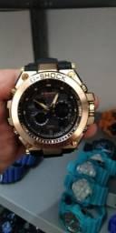 fd3ea18708e Relógio G-Shock Caixa de Aço