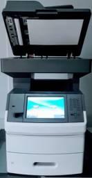 Impressora Lexmark X656, revisada e com garantia.