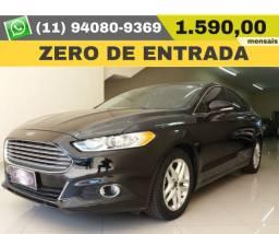 Ford Fusion 2.5 16V iVCT Flex 2016 zero de entrada