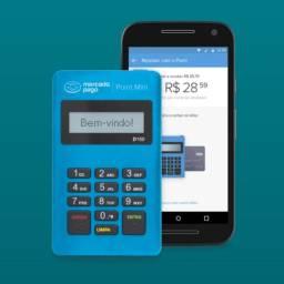 Maquina de cartão mercado pago não tem aluguel