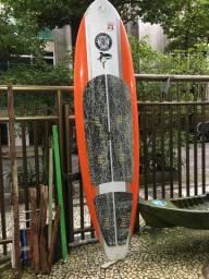 Prancha stadn up paddle pouco uso