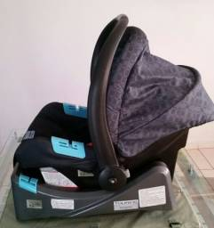 Bebê conforto + base burigtto