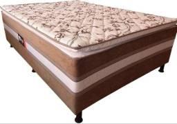 Cama Casal acoplada c/ Pillow - Frete grátis