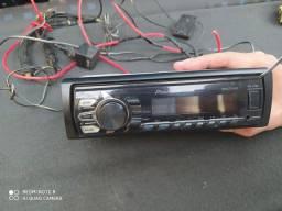 Toca Cd Pioneer com controle jfa