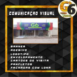 G6 comunicaçao visual