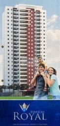 Apartamento à venda com 2 dormitórios em Plano diretor norte, Palmas cod:391