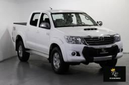 Toyota Hilux Cabine Dupla Hilux 3.0 TDI 4x4 CD SRV (Aut)