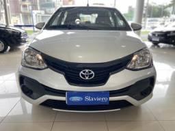 Toyota ETIOS ETIOS X Plus 1.5 Flex 16V 5p Aut.