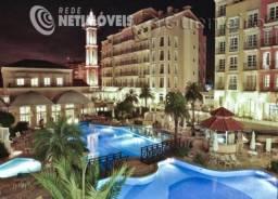 Apartamento à venda com 1 dormitórios em Jurerê internacional, Florianópolis cod:10986