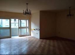 Apartamento com 3 dormitórios para alugar, 130 m² por R$ 2.500/mês - Moinhos de Vento - Po