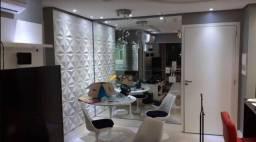 Apartamento com 2 dormitórios para alugar, 70 m² por R$ 2.600,00/mês - Humaitá - Porto Ale