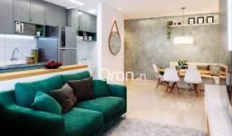 Apartamento com 2 dormitórios à venda, 65 m² por R$ 293.000,00 - Setor Pedro Ludovico - Go